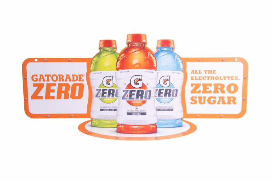 Beverage Fixture Zone 20